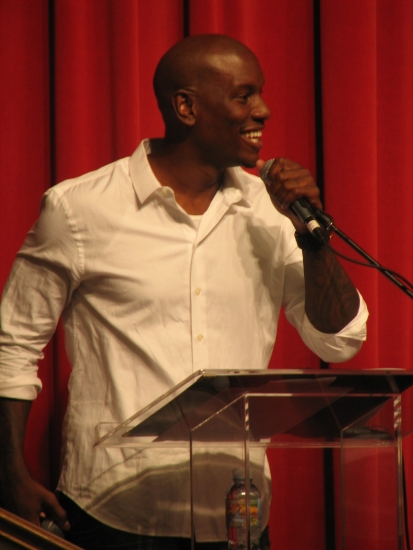 Tyrese Gibson pic 1