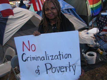 Ms. Early Occupy LA