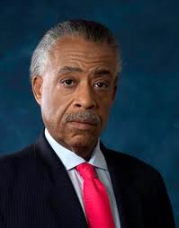 Rev. Al Sharpton Head Shot