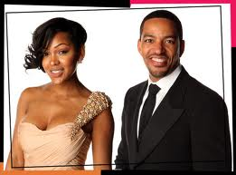 Meagan Good and Laz Alonso 2