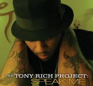 "Tony Rich ""Speak Me"""