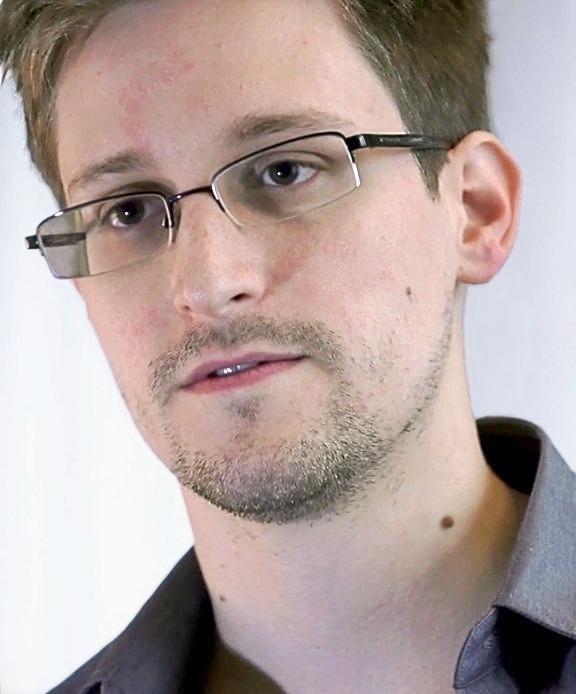 Edward Snowden Pic 1