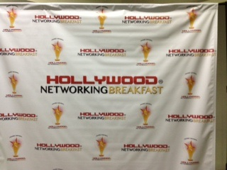 Hollywood Networking banner