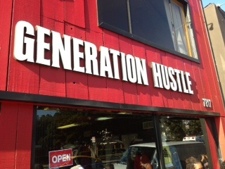Gen Hustle Red Logo