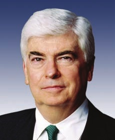 Chris Dodd Head Shot