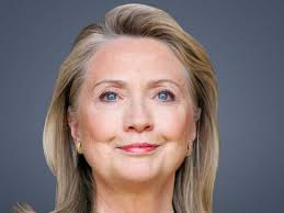 Hillary Clinton Head Shot 2