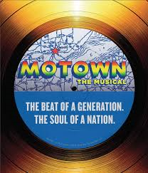 Motown The Musical Logo