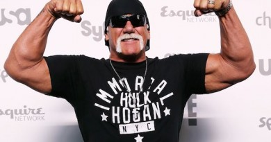 NEW YORK, NY - MAY 14:  Hulk Hogan attends the 2015 NBCUniversal Cable Entertainment Upfront at The Jacob K. Javits Convention Center on May 14, 2015 in New York City.  (Photo by Robin Marchant/Getty Images)