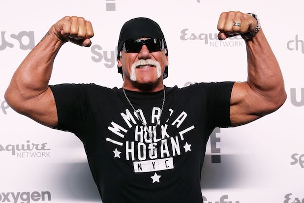 "N-Word Audio get's Hulk Hogan ""Clotheslined"" by the WWE"