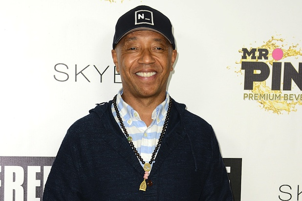 Russell Simmons enters into an overall First-Look deal with HBO