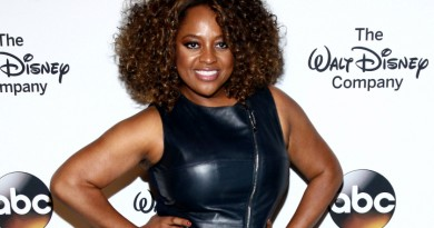 NEW YORK, NY - MAY 14:  Sherri Shepherd attends A Celebration of Barbara Walters Cocktail Reception Red Carpet at the Four Seasons Restaurant on May 14, 2014 in New York City.  (Photo by Steve Mack/FilmMagic)