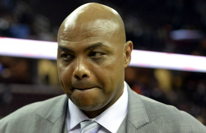 Charles Barkley call's former Sports Agent, Lance Luchnick, Scumbag
