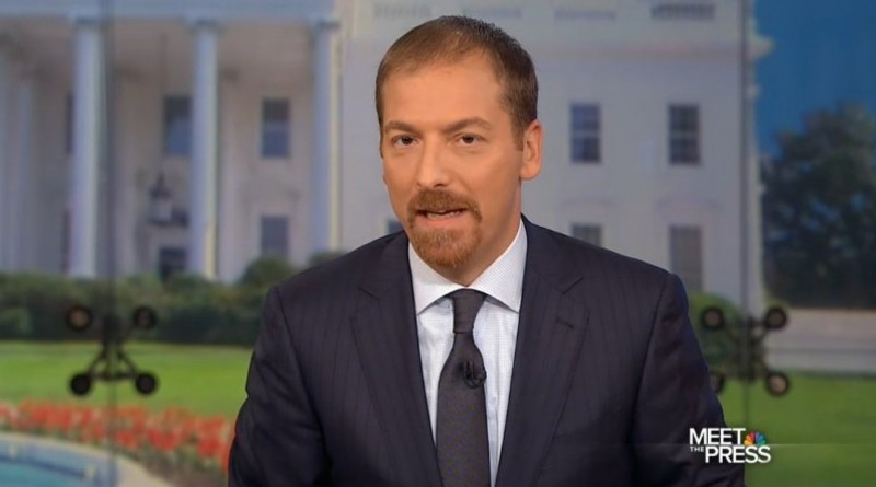 The Sunday Transcript: Chuck Todd, Moderator, Meet The Press