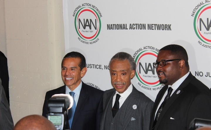 "MSNBC Bumps Al Sharpton's ""PoliticsNation"" to Weekends"
