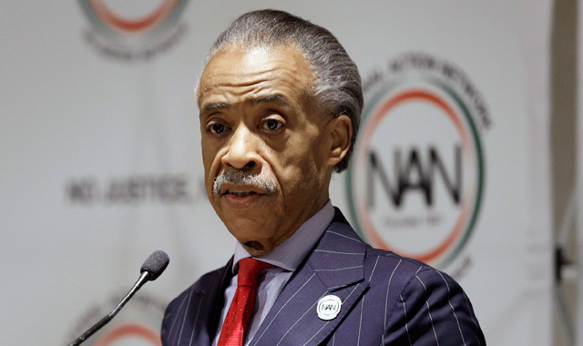 al sharpton back taxes