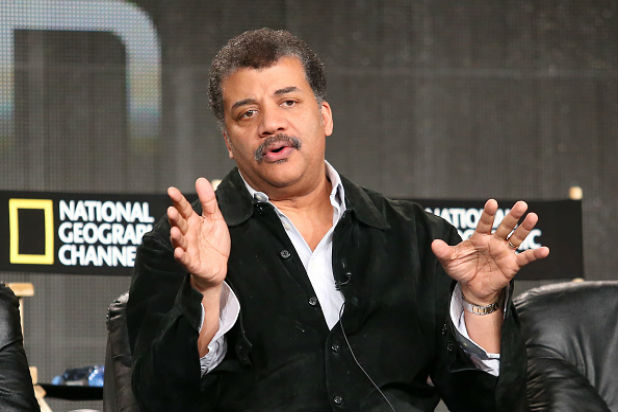 Neil deGrasse Tyson on the Showbiz Gig that's He's Terrible at