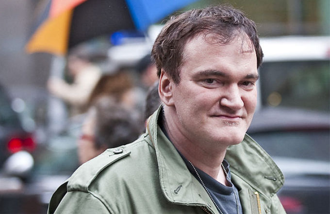 Quentin Tarantino discusses his new movie 'The Hateful Eight' and Race in America