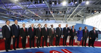 CNN Debate pic
