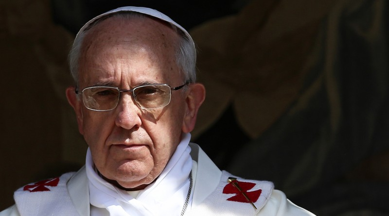 'God Weeps': Pope Francis Comes Face To Face With Church Sex Abuse Victims
