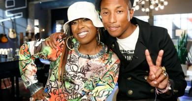Missy and Pharrell