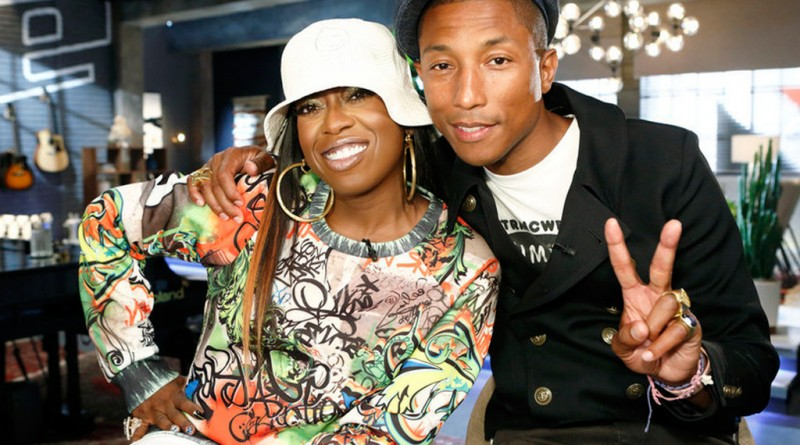 Missy and Pharrell
