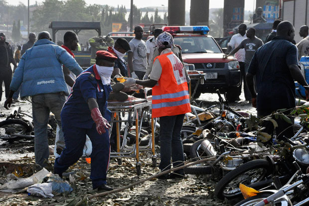 Bomb Blast In Nigeria Kills 32, Wounds 80 Has The Markings of Boka Haram