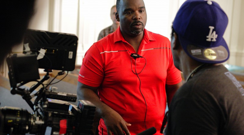 """Grandma's House"" On Set Exclusive With Paul D. Hannah, Director"