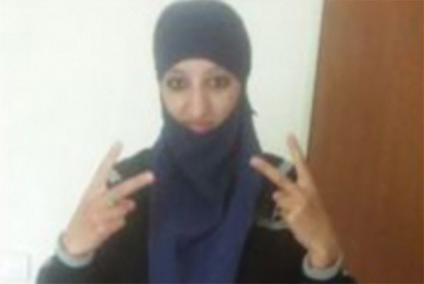 Party Girl Turned Europe's First Jihadi Female Suicide Bomber