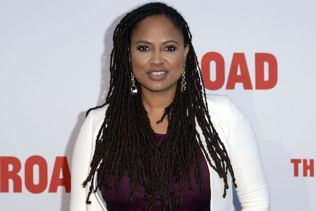 LOS ANGELES, CA - SEPTEMBER 18: Ava DuVernay attends The Broad museum's inaugural celebration September 18, 2015, in Los Angeles, California. (Photo by Kevork Djansezian/Getty Images)
