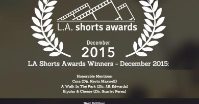 CORA LA Short Award