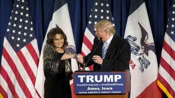The Life of Political Rockstars: First Palin, Now Trump