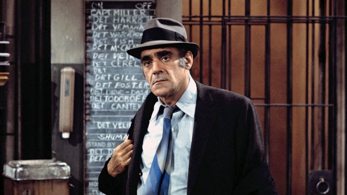 Actor, Abe Vigoda, 'Godfather' Films And T.V.'s 'Barney Miller' Has Died At 94