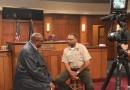 Petri Hawkins Byrd, Bailiff on JUDGE JUDY is No. 1 in Daytime TV