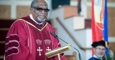Rev. Dr. Paul Martin