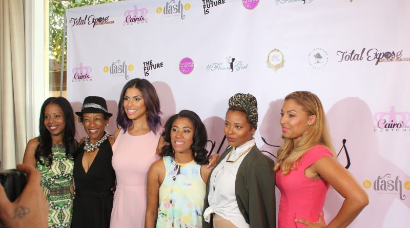 Gwendolyn Osborne-Smith & Eva Marcille Honored at the 3rd Annual Scandal-Less Pre-Mother's Day Brunch