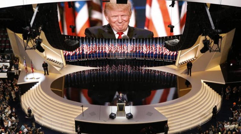 Donald Trump Convention Pic