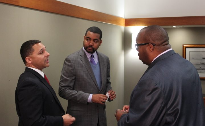 One Journalist and Three African American Attorneys Address Cops & Technology