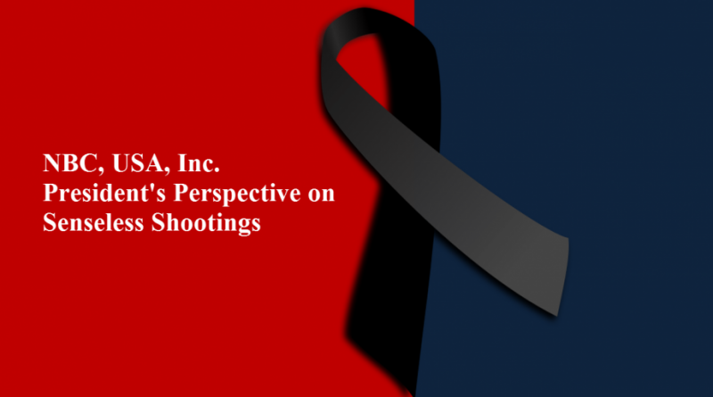 Jerry Young, President, The National Baptist Convention USA, Inc., addresses Senseless Shootings in America