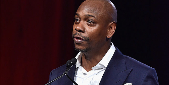 Dave Chappelle Is Back On Stage At The Cutting Room In The Big Apple