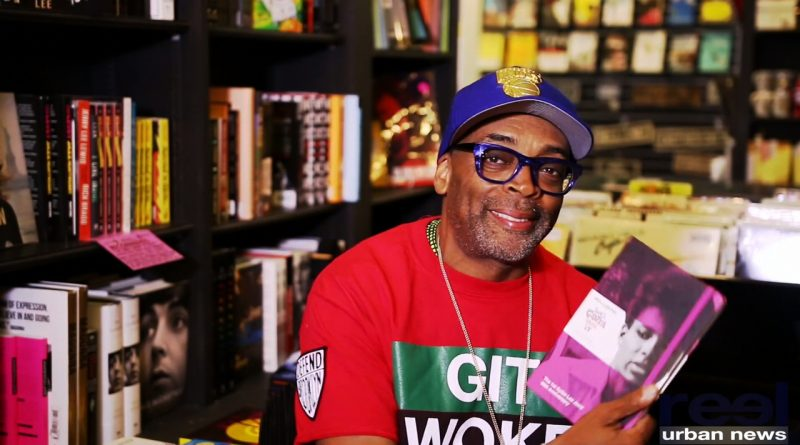 "Spike Lee Celebrates ""She's Gotta Have It"" 30th Anniversary Moleskine Limited Edition Notebook"