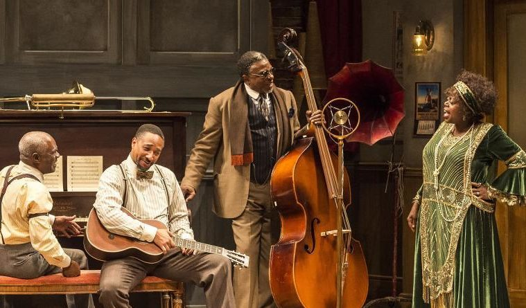 """Ma Rainey's Black Bottom"" Award-Winning Director and Cast Celebrate August Wilson"