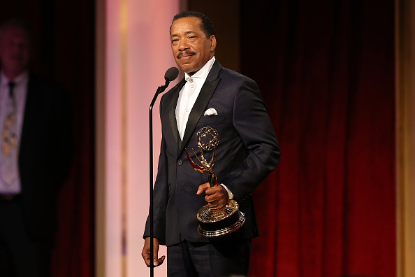 """The Bold and the Beautiful"" Obba Babatundé On-Set Exclusive Part I (Watch)"