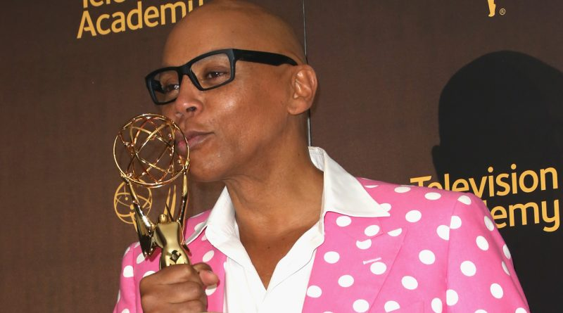 RuPaul Wins First Emmy For Best Reality Host