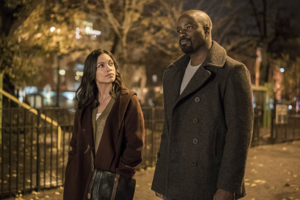 "Meet Marvel Comics new series ""Luke Cage"""