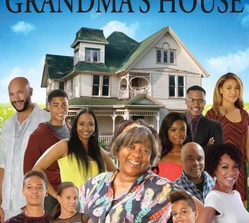 The Stars and Writer of Grandma's House celebrate the faith based film