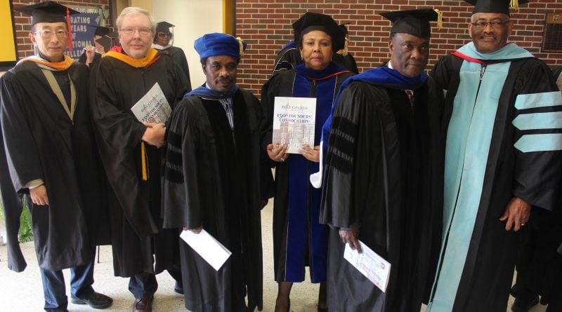 Rust College Holly Springs, MS. Celebrates 150th Founders' Convocation 1866-2016 (Pictorial Pt.1)