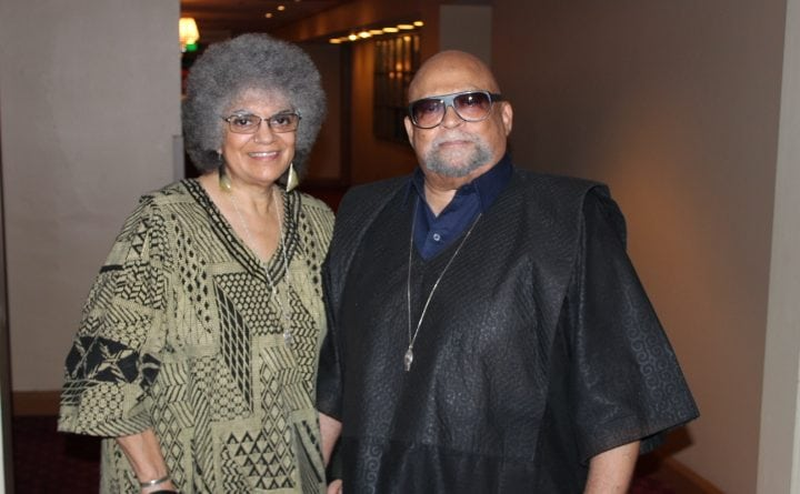 The Father of Kwanzaa, Dr. Maulana Karenga and his wife, Tiamoyo Karenga Celebrate 50 Years of the African American Observance