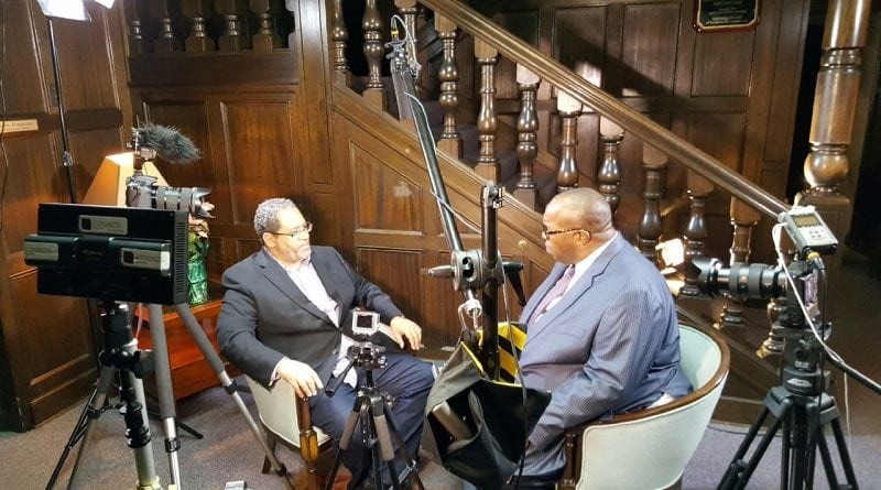 "Michael Eric Dyson ""Tears We Cannot Stop"" Exclusive Interview (Watch)"