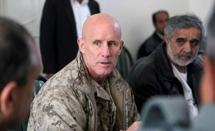 Vice Admiral Robert Harward could become the next National Security Adviser