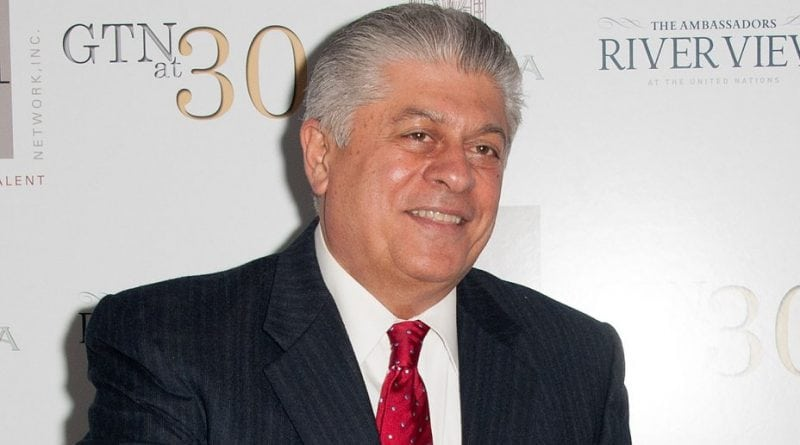 Judge Andrew Napolitano yanked from Fox News after Obama wiretap remarks